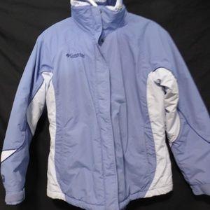 VTG Columbia Sportswear blue women's medium jacket